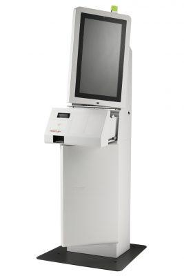 Kiosk_2D Scanner_MSR_Fingerprint_NFC-RFID