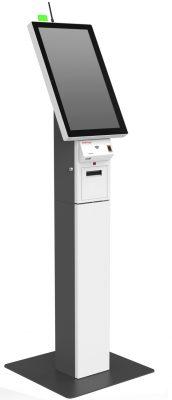 kiosk ek-2100_wersja wolnostojąca
